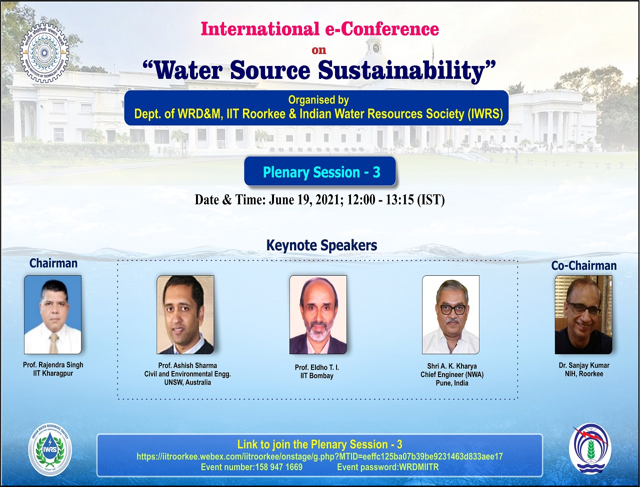 Plenary Session 3